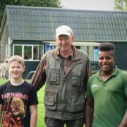 Wings of Change Kinderboerderij de Put vrijwilligers dieren