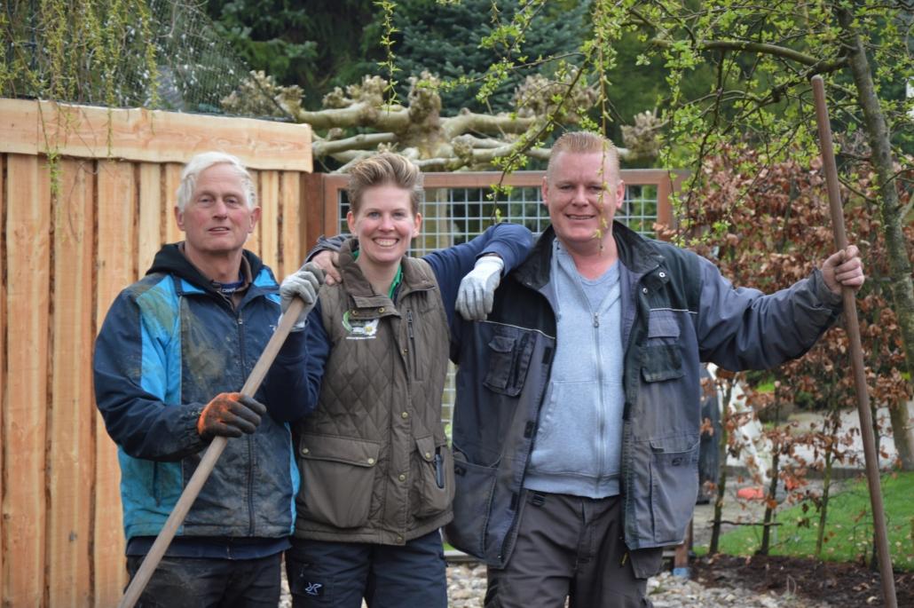 Dagbesteding activiteiten Vrijwilligers toppers natuur