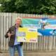 Sponsoractie Zwembad de Weid voor inderboerderij de Put